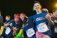 Runners in the start area of the Red Bull Wings For Life World Run in Denver, CO, USA on 4 May, 2014. ©Brett Wilhelm