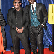 """Edward Enninful  attended """"The Harder They Fall"""" Opening Night Gala - 65th BFI London Film Festival, Southbank Centre, London, UK. 6 October 2021."""