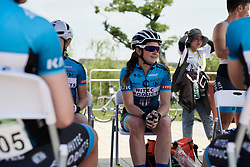 Grace Garner (GBR) at Tour of Chongming Island 2019 - Stage 1, a 102.7 km road race on Chongming Island, China on May 9, 2019. Photo by Sean Robinson/velofocus.com