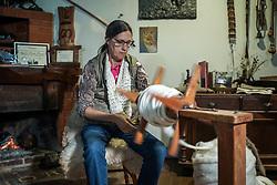Yolanda e Sandra Gomes Brum, da Cabanha Sabor, em Tupanciretã. FOTO: Jefferson Bernardes/ Agência Preview