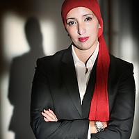 Nederland, Amsterdam , 24 november 2010..Fatima Elatik (PvdA) is terug als stadsdeelvoorzitter van Oost, en strijdbaarder dan ooit: ''Weglopen is oude politiek, ik neem verantwoordelijkheid.'' .Foto:Jean-Pierre Jans
