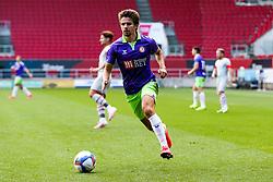 Adam Nagy of Bristol City in action - Rogan/JMP - 29/08/2020 - Ashton Gate Stadium - Bristol, England - Bristol City v Swindon Town - Pre Season Friendly.