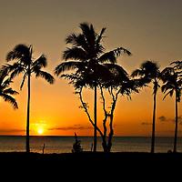 Maui Paradise looking westward towards Molokai