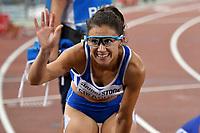 Irene SIRAGUSA ITALY 200m Women <br /> Roma 31-05-2018 Stadio Olimpico  <br /> Iaaf Diamond League Golden Gala <br /> Athletic Meeting <br /> Foto Andrea Staccioli/Insidefoto