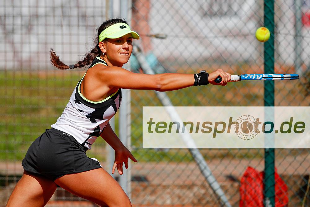 Lucrezia Stefanini (ITA) - WTO Wiesbaden Tennis Open - ITF World Tennis Tour 80K, 24.9.2021, Wiesbaden (T2 Sport Health Club), Deutschland, Photo: Mathias Schulz