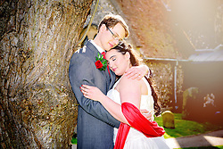 Wedding at St. Mary's Church, Welwyn