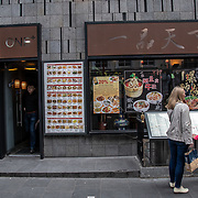 One+ in London Chinatown Sweet Tooth Cafe and Restaurant at Newport Court and Garret Street on 15 June 2019, UK.