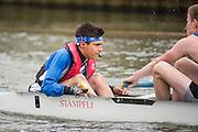 Henley Royal Regatta, Henley on Thames, Oxfordshire, 3-7 July 2013.  Wednesday  16:19:04   03/07/2013  [Mandatory Credit/Intersport Images]<br /> <br /> Rowing, Henley Reach, Henley Royal Regatta.<br /> <br /> The Princess Elizabeth Challenge Cup<br /> Dulwich College