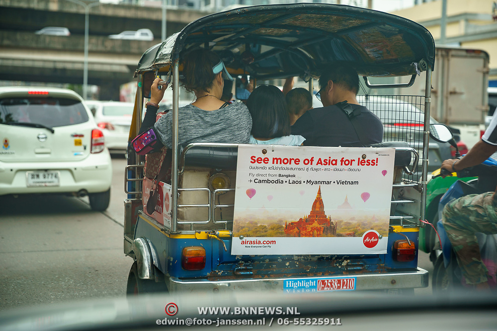 NLD/Bangkok/20180713 - Vakantie Thailand 2018, Tuk Tuk