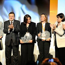 20111205 - Belgium - Brussels - Innovation Convention 2011 -  Award of the women innovators prizes -  © European Union / Scorpix