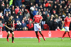 March 9, 2019 - Nottingham, England, United Kingdom - Pele (28) of Nottingham Forest controls the ball during the Sky Bet Championship match between Nottingham Forest and Hull City at the City Ground, Nottingham on Saturday 9th March 2019. (Credit Image: © Jon Hobley/NurPhoto via ZUMA Press)