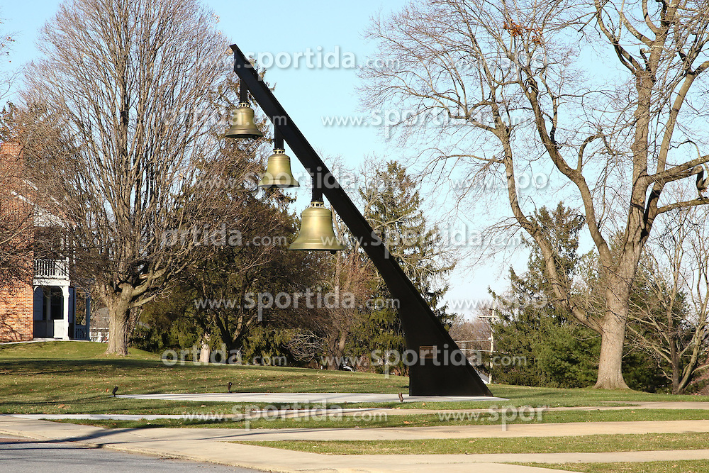 11.01.2016, Museum, Gettysburg, USA, Battle of Gettysburg, im Bild Lutheran Theological Seminary, Schlachtfeld von Gettysburg // View the historic site of the Battle of Gettysburg at Museum in Gettysburg, United States on 2016/01/11. EXPA Pictures © 2016, PhotoCredit: EXPA/ Eibner-Pressefoto/ Hundt<br /> <br /> *****ATTENTION - OUT of GER*****