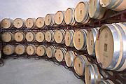 barrel aging cellar quinta do vallado douro portugal