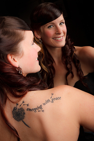Danielle, Tattoo Plus You, A Photo Story of Body Ink
