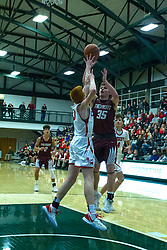 24 January 2020:  during the 109th 2020 McLean County Tournament at Shirk Center in Bloomington IL<br /> <br /> Photo by Alan Look Boys Semifinal featuring Tremont Turks and DeeMack (Deer Creek Mackinaw) Chiefs