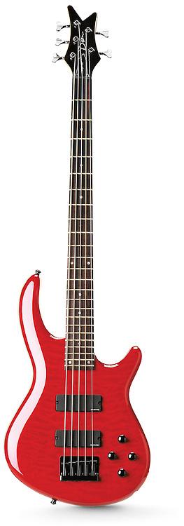 Dean five string electric guitar VA1_344_037