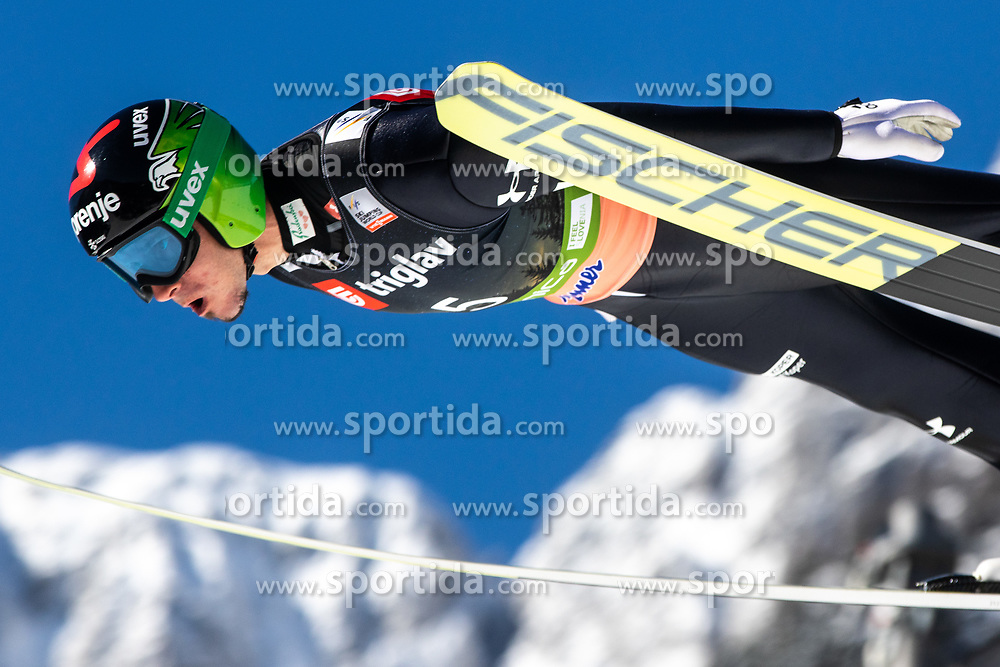 Robert Kranjec (SLO) during the Qualification round of the Ski Flying Hill Individual Competition at Day 1 of FIS Ski Jumping World Cup Final 2019, on March 21, 2019 in Planica, Slovenia. Photo by Matic Ritonja / Sportida
