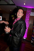 CRAIG REVEL HORWOOD, South Pacific First night party. The Barbican. London. 23 August 2011. <br /> <br />  , -DO NOT ARCHIVE-© Copyright Photograph by Dafydd Jones. 248 Clapham Rd. London SW9 0PZ. Tel 0207 820 0771. www.dafjones.com.