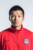 **EXCLUSIVE**Portrait of Chinese soccer player Yang Ke of Chongqing Dangdai Lifan F.C. SWM Team for the 2018 Chinese Football Association Super League, in Chongqing, China, 27 February 2018.