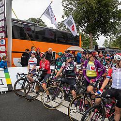 ARNHEM (NED) CYCLING, SIMAC LADIES TOUR,   August 29th 2021, <br /> Hannah Barnes, Marlen Reusser, Alison Jackson, Chantal van den Broek-Blaak, Amy Pieters, Amali Diederiksen