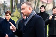 Wizyta Prezydenta RP w Kolnie na Podlasiu