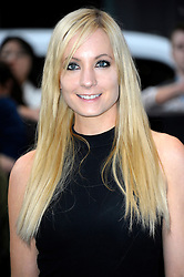 Image ©Licensed to i-Images Picture Agency. 08/07/2014. London, United Kingdom. Joanne Froggatt during the press night for 'The Curious Incident Of The Dog In The Night-Time' at Gielgud Theatre. Picture by Chris Joseph / i-Images