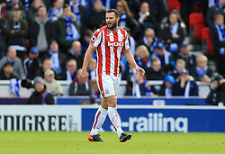 Erik Pieters of Stoke City - Mandatory by-line: Paul Roberts/JMP - 04/11/2017 - FOOTBALL - Bet365 Stadium - Stoke-on-Trent, England - Stoke City v Leicester City - Premier League