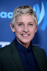 Ellen DeGeneres attends the 26th Annual GLAAD Media Awards at the Beverly Hilton Hotel on March 21, 2015 in Beverly Hills, Ca, USA. Photo by Lionel Hahn/ABACAPRESS.COM  | 492726_023 Los Angeles Etats-Unis United States