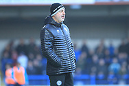 Keith Hill during the EFL Sky Bet League 1 match between Rochdale and Accrington Stanley at Spotland, Rochdale, England on 24 November 2018.