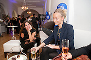 ELIZABETH SALTZMAN; MARTHA WARD, Elemis 20th Anniversary in partnership with Mothers4Children charity. Party to celebrate 20 years in business and to raise money for Mothers4children and new product launches. One Marylebone. London. 2 February 2010.