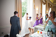 Photographs of Sam & Andy's Wedding Day at Colwick Hall Hotel, Nottingham