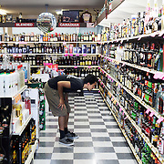 Jack's Liquor Store. Since federal timber payments have ceased in Josephine County and other parts of Southwest Oregon, the tax-base has shrunk. In Grants Pass, the county seat, shoplifting and other property crime are up, and law enforcement personnel numbers are down.