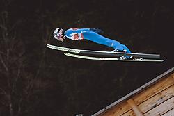 04.03.2021, Oberstdorf, GER, FIS Weltmeisterschaften Ski Nordisch, Oberstdorf 2021, Herren, Skisprung HS137, Qualifikation, im Bild Robert Johansson (NOR) // Robert Johansson of Norway during qualification for the ski jumping HS137 competition of FIS Nordic Ski World Championships 2021 in Oberstdorf, Germany on 2021/03/04. EXPA Pictures © 2021, PhotoCredit: EXPA/ JFK