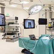 NLD/Amsterdam/20190206- Bezoek Mark Rutte aan het Skills Centre (AMC), Operatie kamer