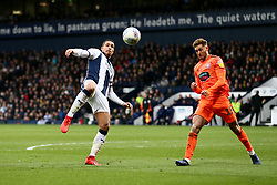 March 9, 2019 - West Bromwich, England, United Kingdom - Jake Livermore of West Bromwich Albion and Teddy Bishop of Ipswich Town during the Sky Bet Championship match between West Bromwich Albion and Ipswich Town at The Hawthorns, West Bromwich on Saturday 9th March 2019. (Credit Image: © Leila Coker/NurPhoto via ZUMA Press)