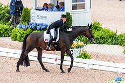 Von Bredow-Werndl Jessica, GER, TSF Dalera BB<br /> World Equestrian Games - Tryon 2018<br /> © Hippo Foto - Dirk Caremans<br /> 12/09/18