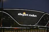 NFL-Allegiant Stadium-Sep 14, 2020