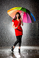 No Repro Fee<br /> 22-10-2015<br /> ***Come rain or come shine City of Physics will spark curiosity in the people of Dublin City!***<br /> Picture shows Aoibhinn Ní Shúilleabháin at the launch of City of Physics – the new interactive and inclusive campaign to encourage everyone across the capital to explore and discover the beauty of Physics around Dublin City. The idea behind the campaign is to bring simple physics to life, to spark curiosities and ask people to consider Physics as part of our culture. Did you know that when raindrops fall they can break the city centre speed limit (30 km/hr)?<br /> Pic:Naoise Culhane-no fee<br /> For Further Information:<br /> Aoife Van Wolvelaere/Claire Keane, Edelman<br /> Aoife.VanWolvelaere@edelman.com or Claire.Keane@edelman.com<br /> Tel: 01 678 9333<br /> <br /> Prof. Shane Bergin, School of Physics & CRANN, Trinity College Dublin.<br /> berginsd@tcd.ie<br /> Tel: 087- 6981320<br /> <br /> Dr Aoibhinn Ní Shúilleabháin, School of Mathematics & Statistics, UCD<br /> Aoibhinn.nishuilleabhain@ucd.ie<br /> <br /> Twitter: @city_of_physics<br /> Facebook: https://www.facebook.com/cityofphysics<br /> Pic:Naoise Culhane-no fee