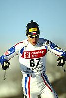 Langrenn, 22. november 2003, Verdenscup Beitostølen,  Martin Koukal