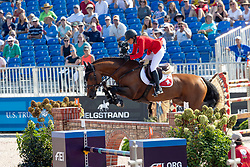 Sprunger Janika, SUI, Bacardi VDL<br /> World Equestrian Games - Tryon 2018<br /> © Hippo Foto - Dirk Caremans<br /> 19/09/2018