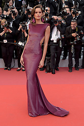 Izabel Goulart attending the opening ceremony and premiere of The Dead Don't Die, during the 72nd Cannes Film Festival.