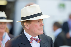 Dr. Pearse Lyons, Founder and President of Alltech - Jumping Eventing - Alltech FEI World Equestrian Games™ 2014 - Normandy, France.<br /> © Hippo Foto Team - Jon Stroud<br /> 31-08-14