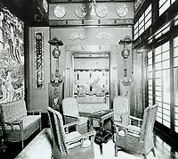 1918 Bernheimer Estate. Now the Yamashiro