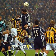 NLD/Arnhem/20051211 - Voetbal, Vitesse - Ajax,