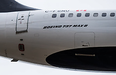 Boeing 737 Max 8 planes - 15 March 2019