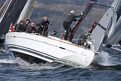 The Clyde Cruising Club's Scottish Series held on Loch Fyne by Tarbert. Day 2 racing in a perfect southerly..GBR8140C ,Zephyr ,Steven Cowie ,CCC/FYC/RGYC ,First 40