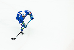 PRETNAR Klemen (SLO) during OI pre-qualifications of Group G between Slovenia men's national ice hockey team and Japan men's national ice hockey team, on February 9, 2020 in Ice Arena Podmezakla, Jesenice, Slovenia. Photo by Peter Podobnik / Sportida