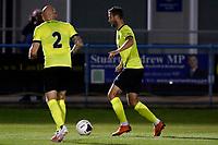 Adam Thomas. Guiseley AFC 1-5 Stockport County FC. Pre-Season Friendly. 15.9.20