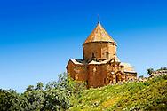 10th century Armenian Orthodox Cathedral of the Holy Cross on Akdamar Island, Lake Van Turkey 67