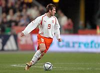Fotball<br /> Privatlandskamp<br /> Frankrike v Polen<br /> 17. november 2004<br /> Foto: Digitalsport<br /> NORWAY ONLY<br /> MACIEJ ZURAWSKI (POL)
